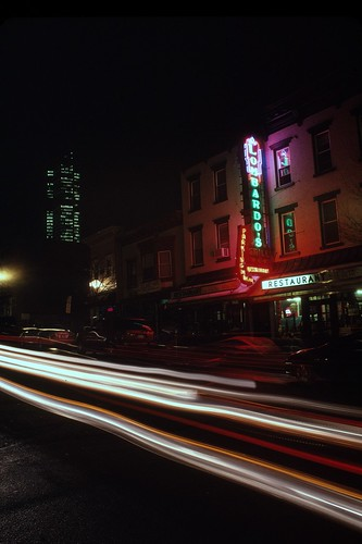 Kodachrome 25 Evening Shots: Lombardo's Restaurant, Albany, N.Y.