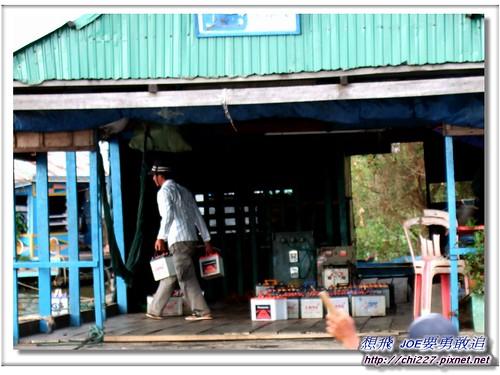 洞里薩湖-充電站