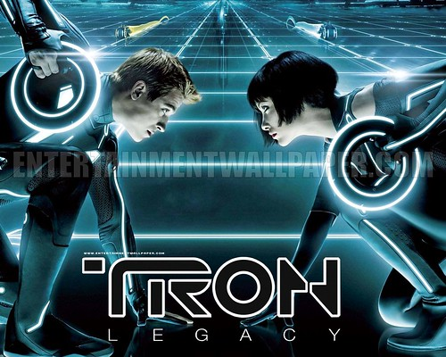 hollywood movie wallpapers. Tron Legacy Movie Wallpaper