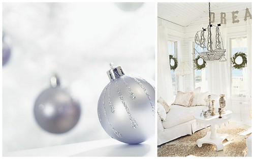 White Christmas inspiration