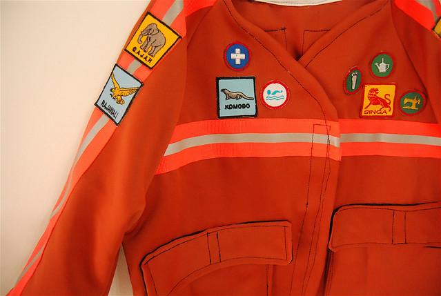 F.D. jacket