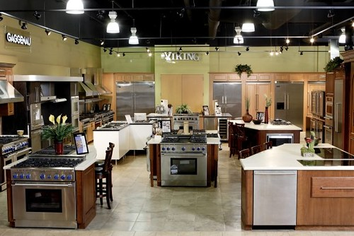 High-end and Premium Appliance Displays in Fairfield, NJ Store