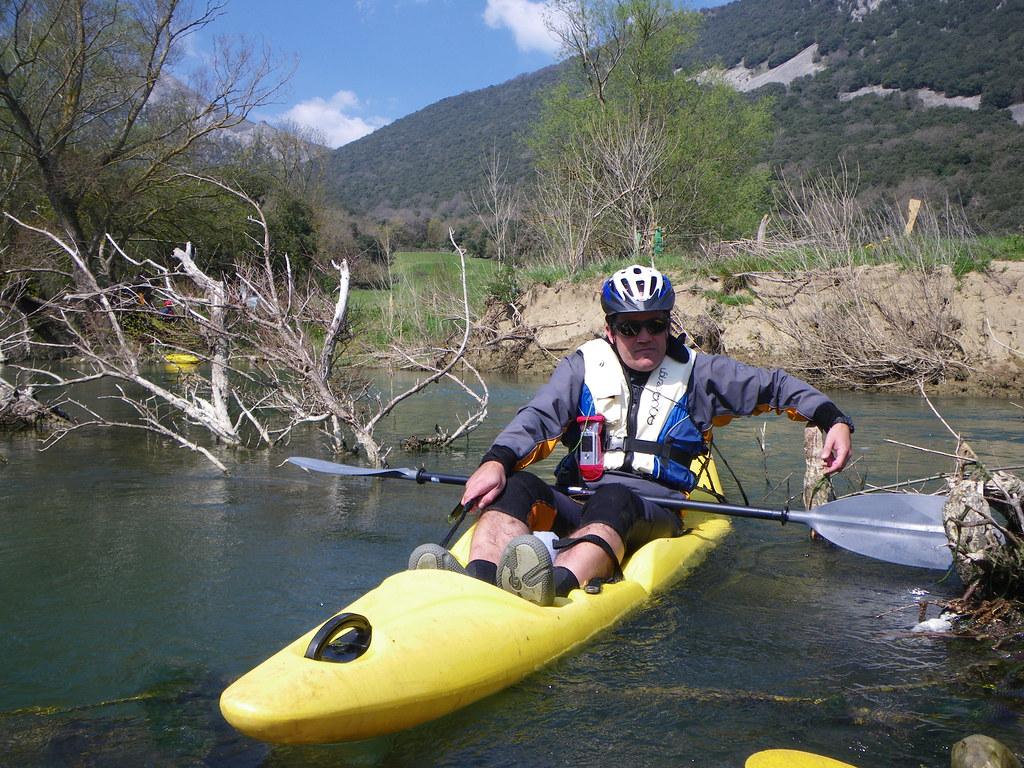 Descenso del Río Arakil en kayak 016
