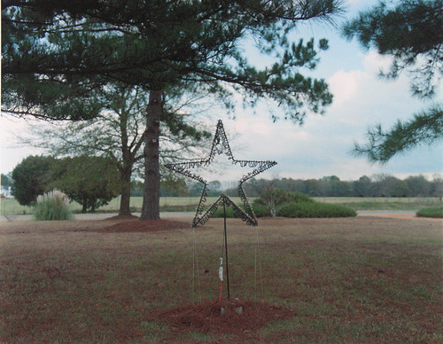 Christmas Star, near Akron, Alabama