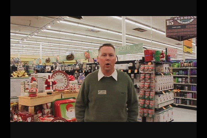Harmons Holiday Open House