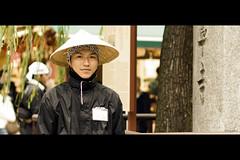 """Ok Ok OMG!"" (TaishiMatsumoto) Tags: street people man guy japan photoshop canon movie eos rebel tokyo post god action candid 85mm processing oh mon xs asakusa f18 rickshaw ok cinematic omg dori ef kaminari japanse nakamise jinrikisha my 1000d kissf"