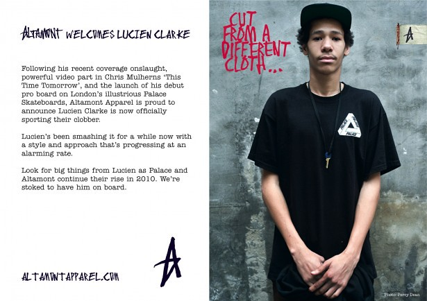 Altamont welcomes Lucien
