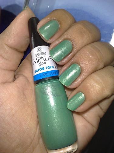 Verde Raro