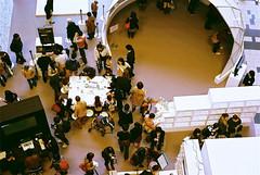 ... (uruyuta) Tags: tokyo snap 2010 superiaxtra contaxrx planar50mmf14 film400 tokyomidtown   designtouch