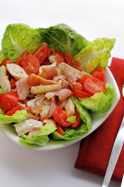 Chicken, Bacon and Tomatoes - 100/365