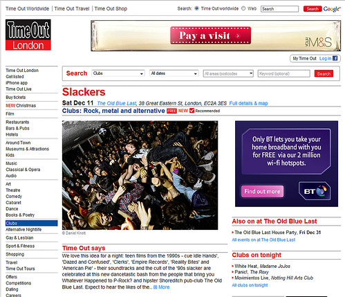 touche amore. Time Out Article - Touche Amore @ The Old Blue Last. Pretty stoked on this. check it out: www.timeout.com/london/clubs/event/209940/slackers