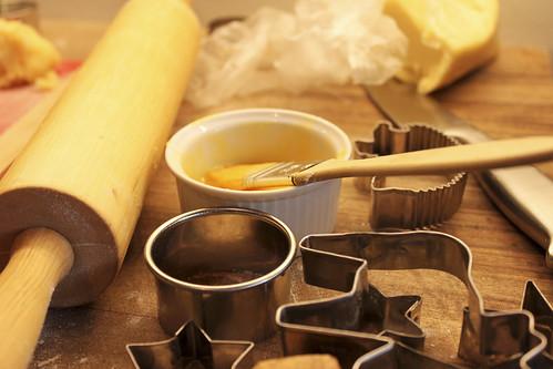Werkzeug für die Guetzli-Produktion