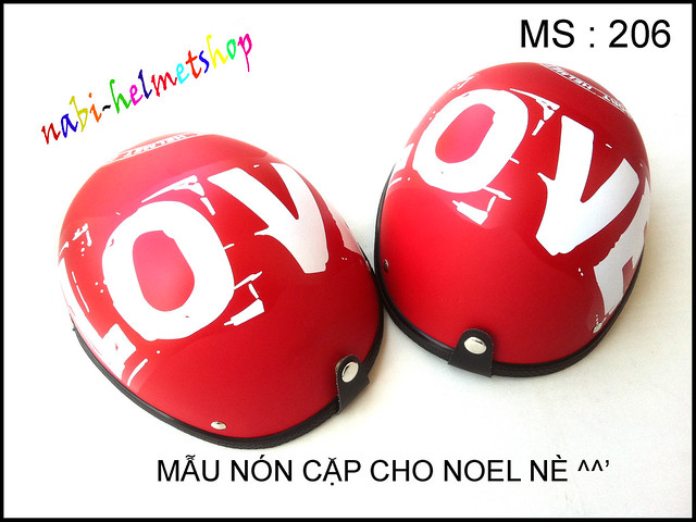 NABISHOP ! Thế Giới Mũ Bảo Hiểm Của Bạn ! Luôn Update Mẫu Mới Nhe! Ủng Hộ Nào! Click