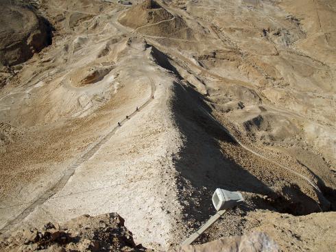 Masada Ramp 6