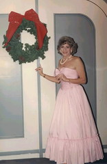 The Spirit of Christmas Past (Laurette Victoria) Tags: christmas xmas pink triess chichapter laurettevictoria