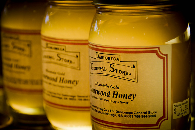 Dahlonega Honey
