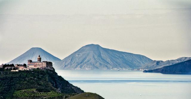 Santuario del Tindari e Isole Eolie