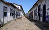 Historisches Zentrum in Paraty