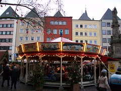 Koln, Christmas Markt 2008 (MONIQUEWEBB1987) Tags: carousel