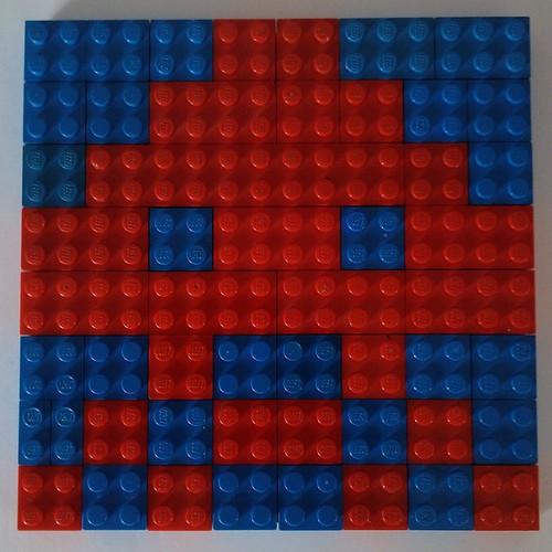 Lego Space Invader