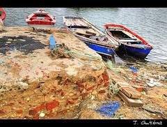 PESCADORES (Juan_Gutirrez Guadalhorce) Tags: mar nikon barca barco pescadores juangutirrez