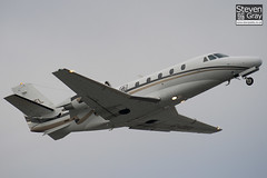 G-CIEL - 560-5247 - London Executive Aviation - Cessna 560XL Citation Excel - Luton - 101207 - Steven Gray - IMG_6315