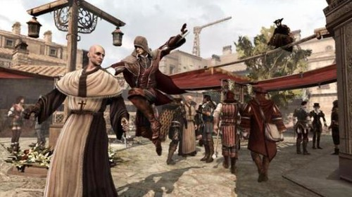 Assassins Creed: Brotherhood Multiplayer Tips