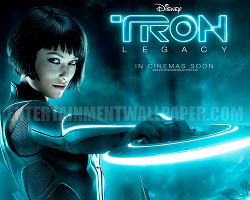 new movie wallpaper. TRON Legacy Movie Wallpaper
