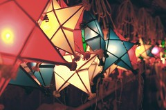 starstarstars. (kristenhazard) Tags: christmas lights star philippines filipino parol