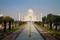 classic Taj Mahal