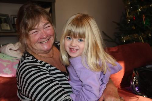 Grandma & Catie