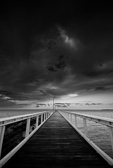 Chasing The Storm: The Jetty Shot