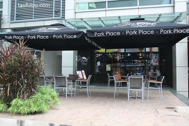 pork place
