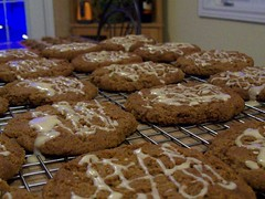 Super Ginger Cookies (jazzijava) Tags: winter food toronto ontario canada recipe december durham blogger blogged whatsmellssogood