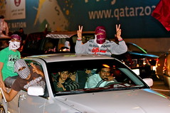 QATAR2022 Wining Celebration (Bu Reem) Tags: world cup football fifa arab doha qatar 2022 katar quatar