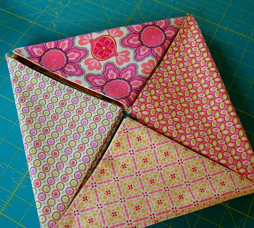 Pink + Yellow napkins