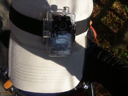 ロジテック スポーツSDカメラ