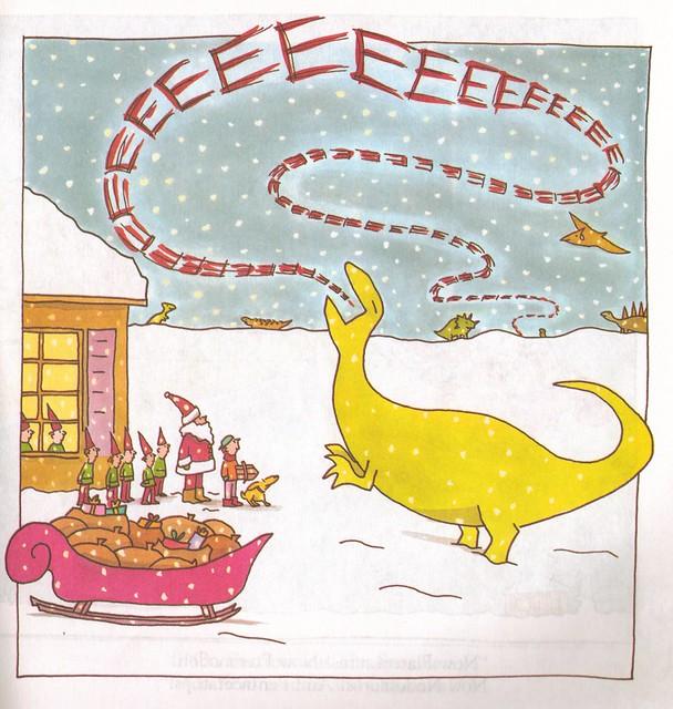 Dinosaur's Christmas