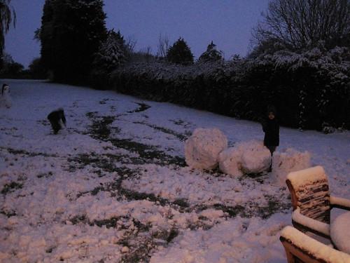 England snow 4