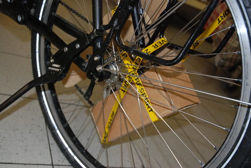 Packing A Bike For Air Travel: Protect The Derailleur