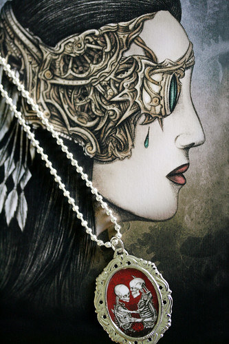 My Illustration and Pendant Artwork