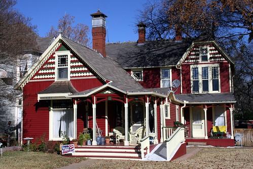 the b.j. lindsay house