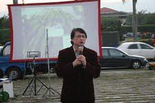 雲林科技大學文化資產維護系副教授李謁政