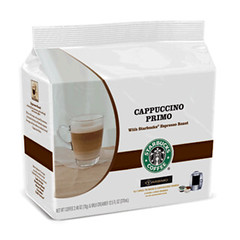 Starbuck's Cappucino