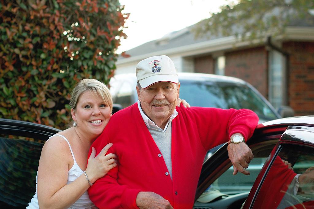 Brook, Dad 2010