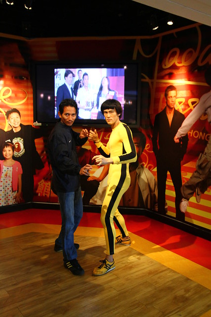 Bruce Lee and me