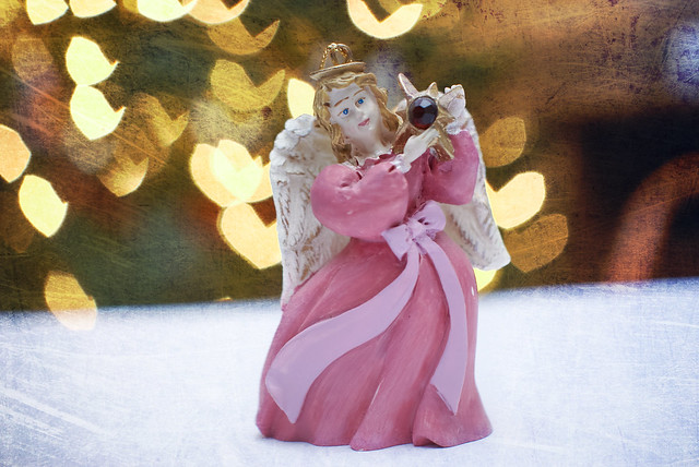 bokeh angel1