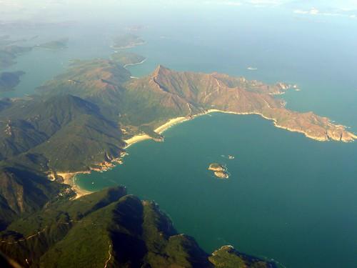 深圳軟件教學行@俯瞰香港島