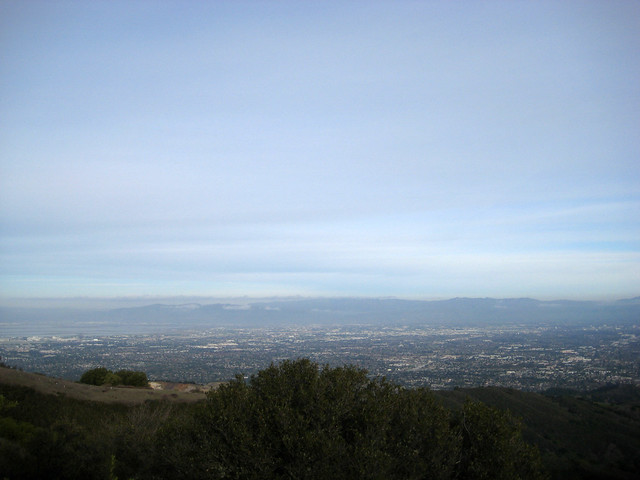 South Bay from Montebello.