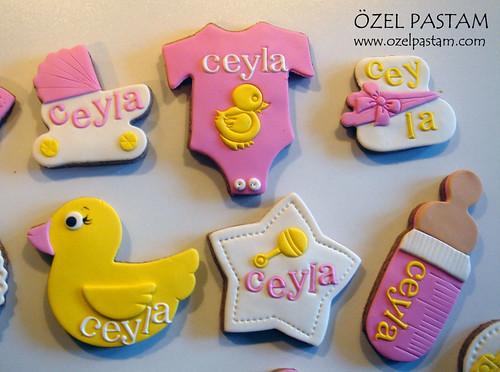 Ceyla Bebek Kurabiyeleri